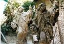 Kopie sochy sv Jan Nepomucky