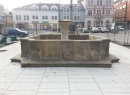 Přemístění a restaurování kašny v Náchodě - po obn