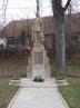 Restaurování Pomníku padlým v obci Džbánov - po ob